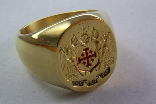 Modern Masonic Signet Rings Uk